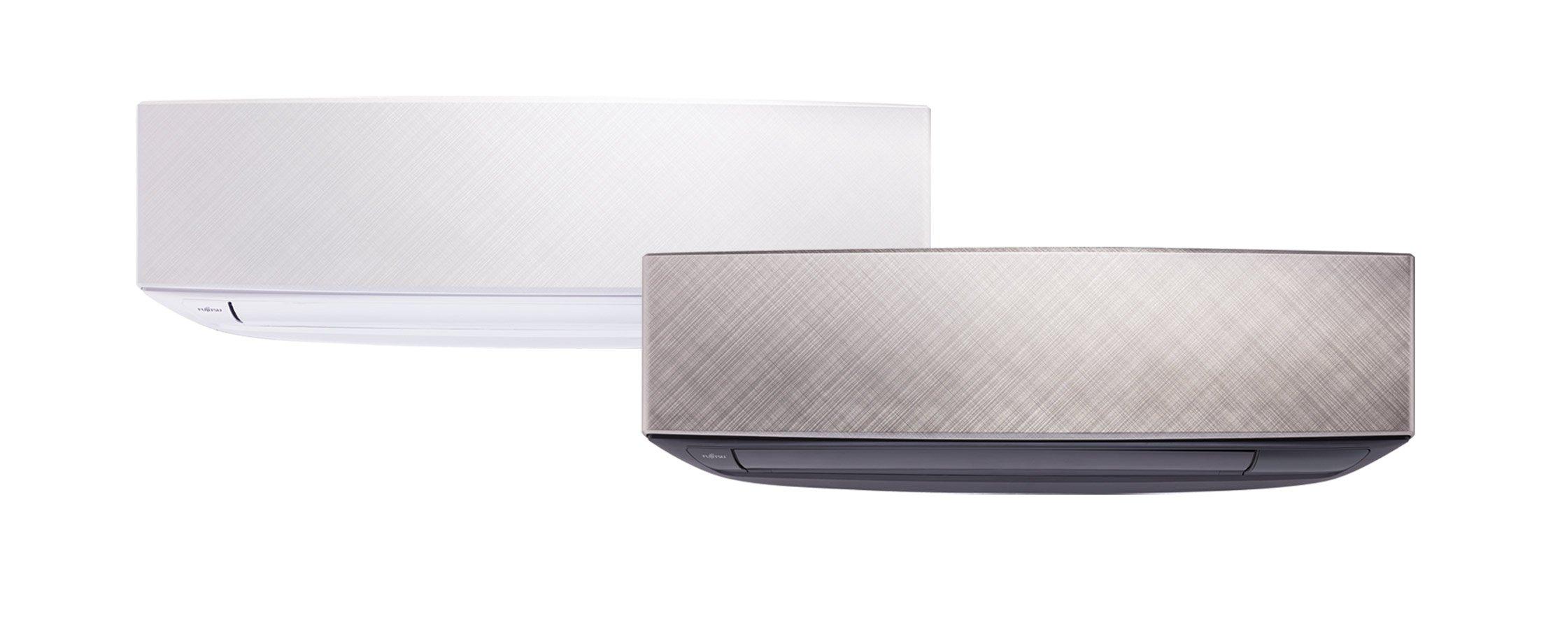 Fujitsu Designwandgeraet-KETA_silber_weiß